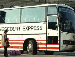 Kingscourt Express